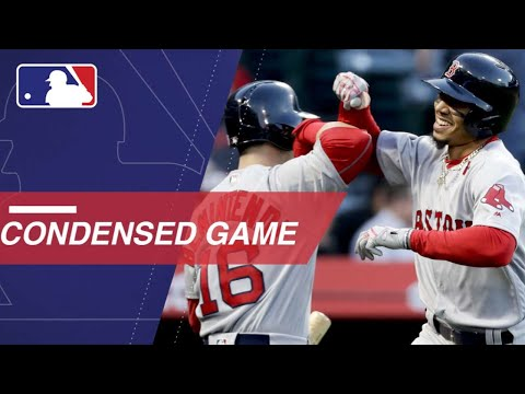 Condensed Game: BOS@LAA - 4/19/18