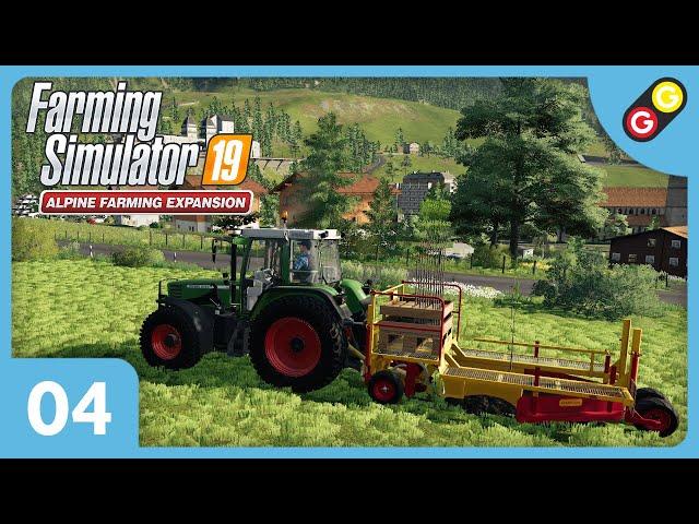 Farming Simulator 19 - Extension Alpine #04 On plante des arbres ! [FR]