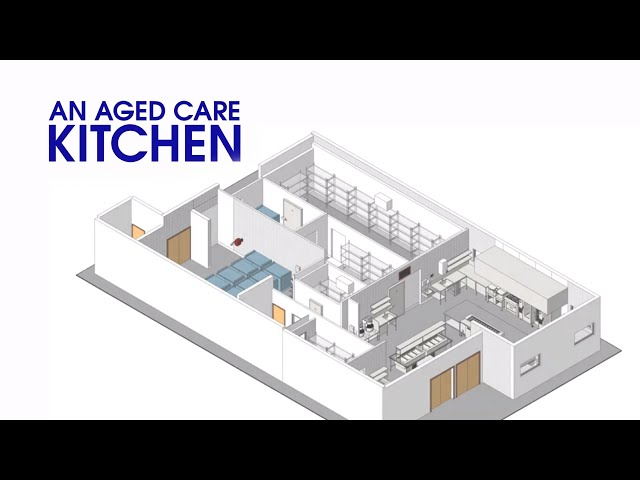 Aged care kitchen in less than 60 seconds | Commercial Kitchen Design | Food Strategy