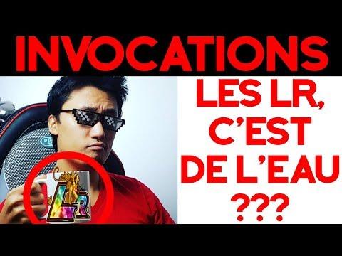INVOCATIONS BOJACK LR: UNE PLUIE DE LR ??? MEH NON ?