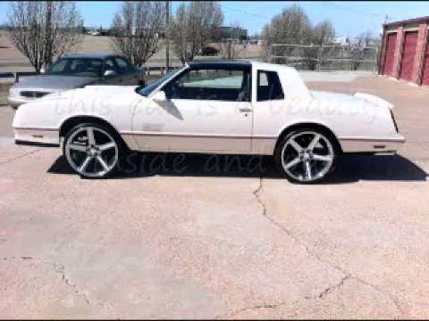 1987 ttop monte carlo ss for sale  YouTube