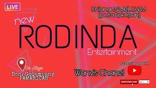 LIVE MUSIC NEW RODINDA Entertainment Stage In Caringin-Cikupa 14 September 2019 Season 3