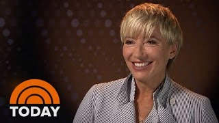 Emma Thompson On 'A Walk in the Woods,' Trump's Presidential Run   TODAY