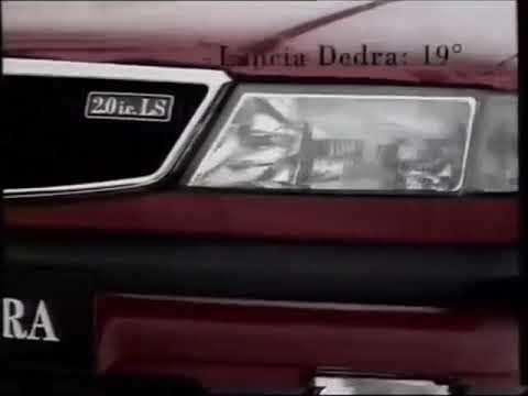 Anuncio Lancia Dedra - 1995