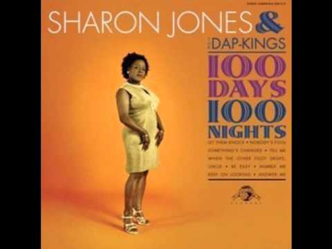SHARON JONES & THE DAP KINGS || 100 Days, 100 Nights