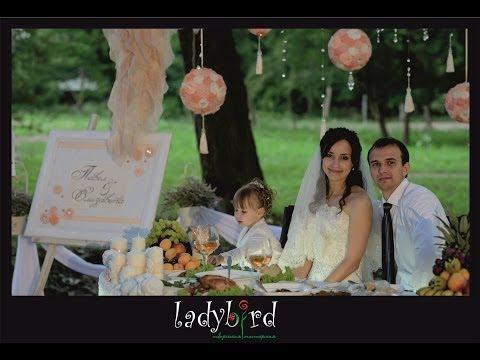 Украшение свадьбы. Свадьба на природе. Ladybird (Майкоп)