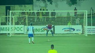 MIKWAJU YA PENATI: AZAM FC 0-0 AS MANIEMA (5-4) - (CECAFA KAGAME CUP - 19/7/2019)
