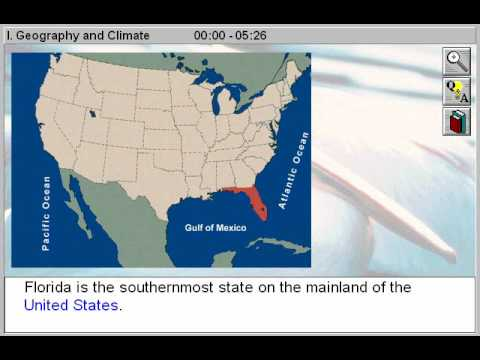 Florida: Geography and Climate