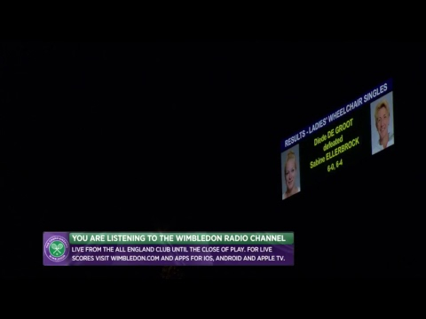LIVE: The Wimbledon Channel Day 12
