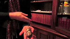 Hower House displays jewelry made by The University of Akron Students