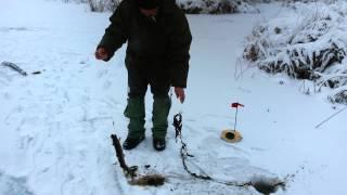 Открытие зимней рыбалки в Лабинском районе.