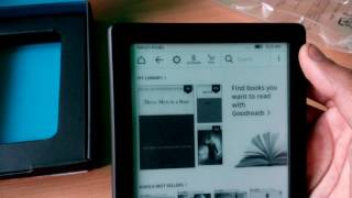 [HINDI]-Unboxing Amazon kindle reader 2016 or 8th generation