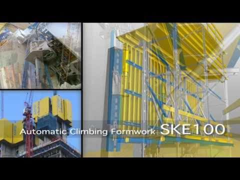 Concrete Construction: Formwork Climbing Systems
