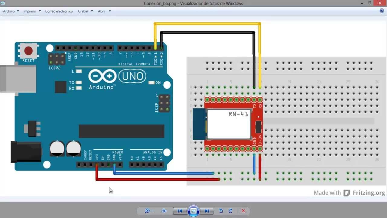 Modulo bluetooth hc configuraciÓn arduino doovi