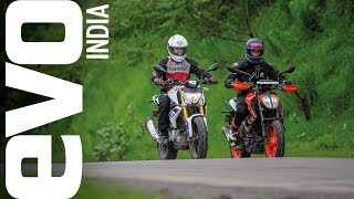 Comparison test: Can the BMW G 310 R better the benchmark set by the IMOTY winning KTM 390 Duke?