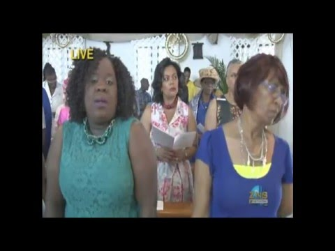 Holy Cross Anglican Church | Nassau, Bahamas | Easter Sunday 2016