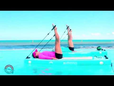 Aqua Body Strong - Aquatic Pool Workout