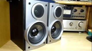 aiwa SX-M35 Speaker System (Bass I Love You)