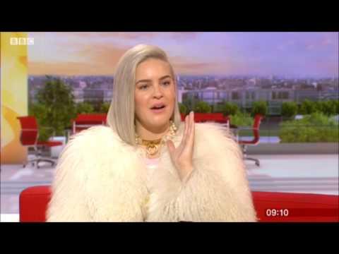 Anne-Marie BBC Breakfast 2017
