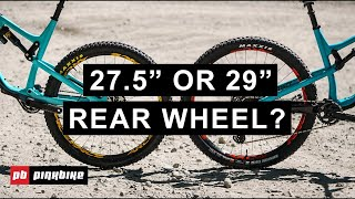 "Are 29/27.5"" Mullet Bikes Faster Than 29ers?"