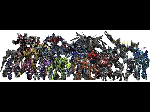 Transformers All Autobots Deaths  In Movies.