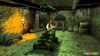 Pirates of the Caribbean: At World's End - Gameplay PS2 HD 720P
