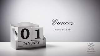They're all work, all the time, CANCER January 2019