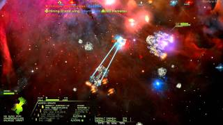 """Starsector (formerly """"Starfarer"""") Gameplay Trailer - """"Turning the Tables"""" Playthrough"""