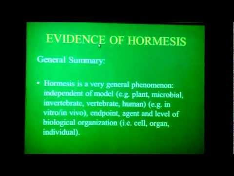 Edward Calabrese - Hormesis: Its Biomedical Foundations and Therapeutic Implications