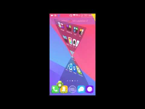 Customizing your Android with Go Launcher Z Premium APK !!!!