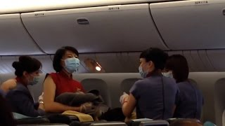 Taiwanese Mom Who Gave Birth On Plane Deported Without Baby