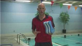 Swim Lessons & Tips : How to Swim With Floats