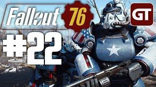 Thumbnail für Fallout 76 PC Gameplay #22: Mick Valentine