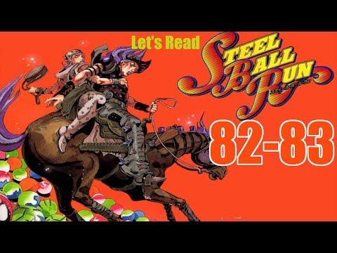 Let's Read Steel Ball Run: Chapters 82-83 Reaction - Ball Breaker (1)