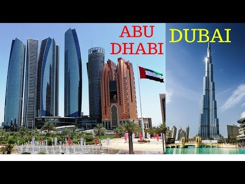 Visiting Abu Dhabi and Dubai in UAE! Have You Seen Those Amazing Buildings?