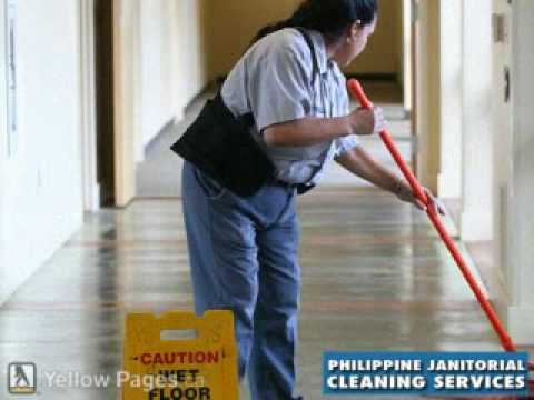 Philippine Janitorial Cleaning Services - Victoria