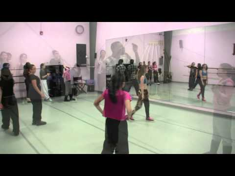 Ian McKenzie Master Class - Motion the Dance Studio 1/22/2012