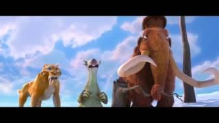 Телеролик  Тёмный орех  фильма «Ледниковый период   4  Континентальный дрейф Ice Age  Continental Dr