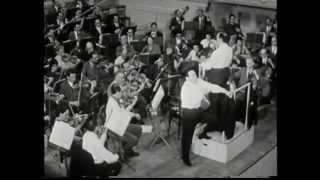M.Butterfly: Addio fiorito asil   MARIO DEL MONACO & NELLO SANTI  RARE Clip  1961