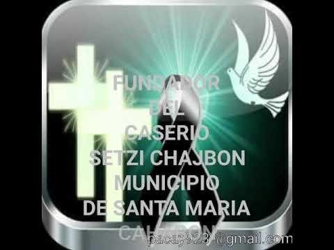 CASERIO SETZI CHAJBON DE LUTO
