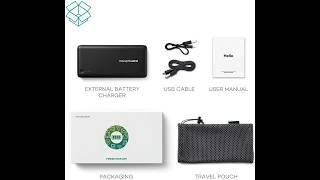 RAVPower Power Bank 26800