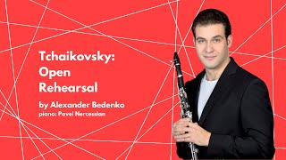 """GC In School Open Rehearsal """"Tchaikovsky"""" - by Alexander Bedenko and Pavel Nercessian"""