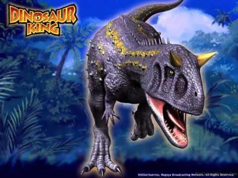 Dinosaur King - All Transformations Theme Song [HD]