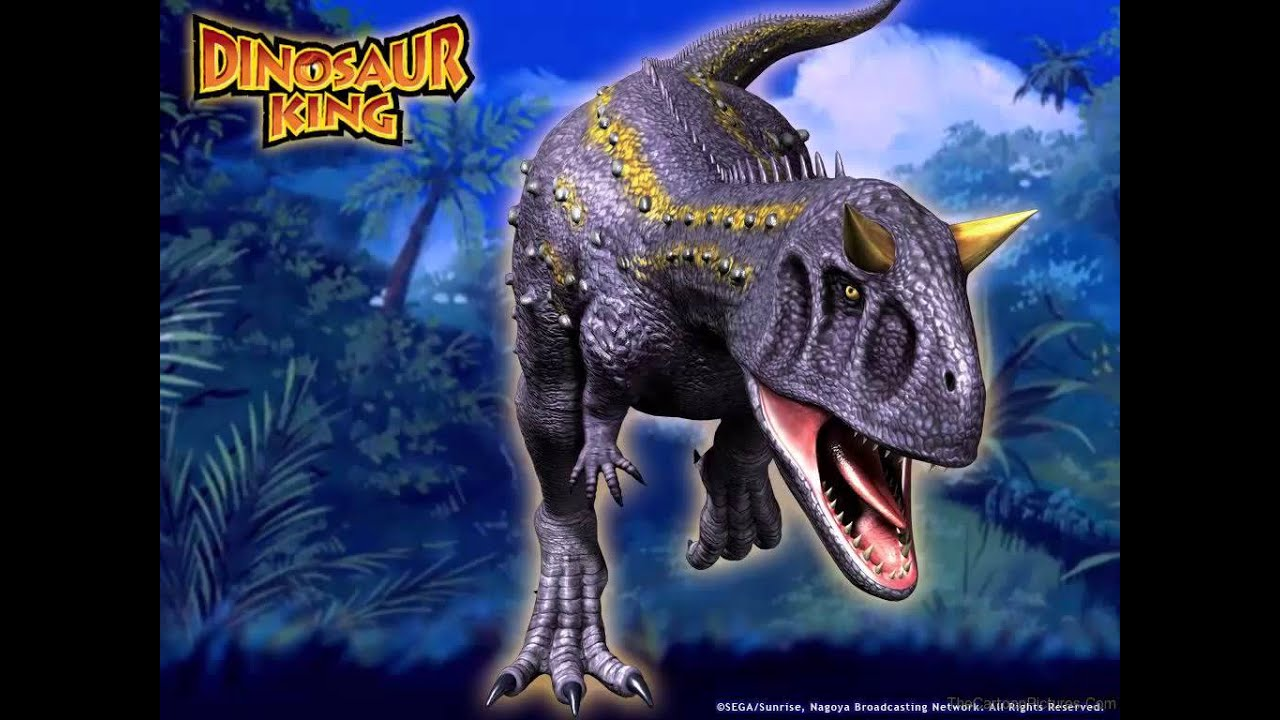 Dinosaur king all transformations theme song hd youtube - Dinosaure king ...