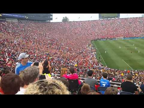 Man United vs. Real Madrid - Michigan Stadium