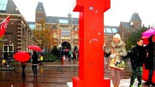 видео Путешествие по Европе , Рейксмюсеум Амстердам