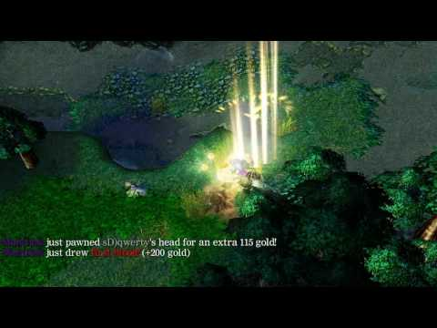 Warcraft 3 - DotA Endless Story (HD)