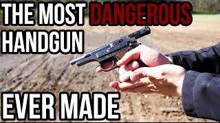 The Most Dangerous Pistol Ever Made   TFBTV thumbnail