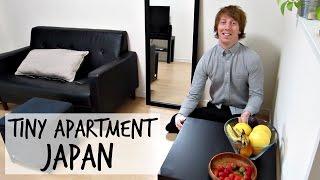 TINY JAPANESE MINIMALIST APARTMENT TOUR