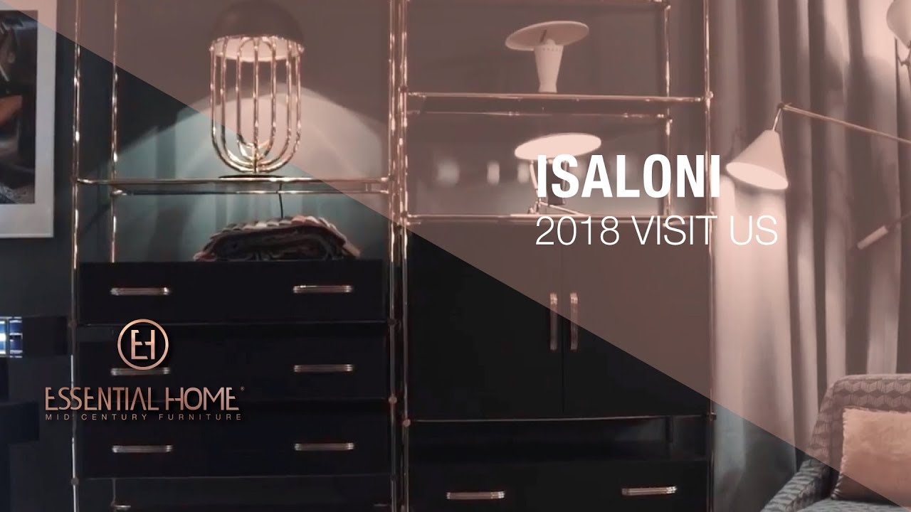 luxus hotel interieur paris angelo cappelini, visit us at isaloni 2018 - italian stand tour | eh - youtube, Design ideen